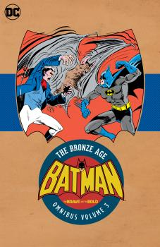 Batman Brave & The Bold Bronze Age Omnibus HC Vol 03 (Hardcover)