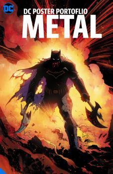 DC Poster Portfolio: Dark Nights Metal TP