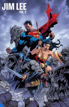 DC Poster Portfolio: Jim Lee TP Vol 02