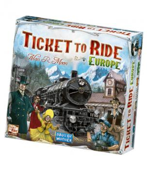 Ticket to Ride Board Game - Europe - NL