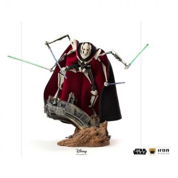 Star Wars Deluxe BDS Art Scale Statue - 1/10 General Grievous 1/10