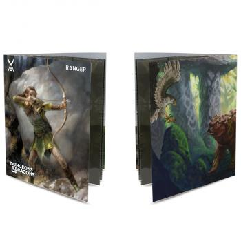 Ultra Pro Class Folio with Stickers for Dungeons & Dragons - Ranger