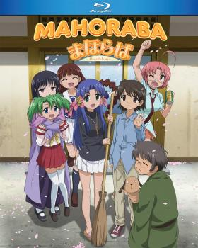 Mahoraba Heartful Days Blu-ray