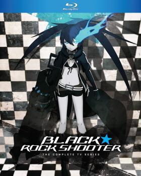 Black Rock Shooter Blu-ray