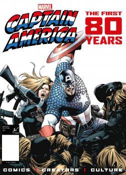Captain America First 80 Years FOC Var