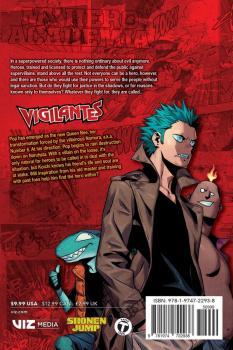 My Hero Academia Vigilantes vol 10 GN Manga