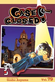 Detective Conan vol 79 Case Closed GN Manga