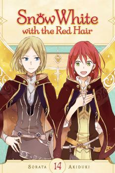 Snow White with the Red Hair vol 14 GN Manga