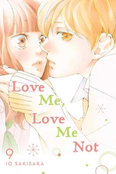 Love Me, Love Me Not vol 09 GN Manga