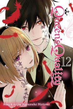 Queen's Quality vol 12 GN Manga