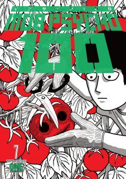 Mob Psycho 100 vol 07 GN Manga
