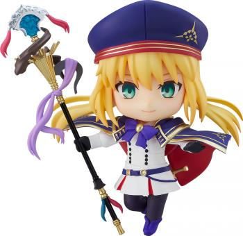 Fate/Grand Order PVC Figure - Nendoroid Caster/Altria Caster