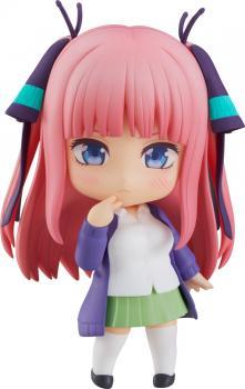 The Quintessential Quintuplets PVC Figure - Nendoroid Nino Nakano