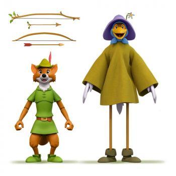 Robin Hood Disney Ultimates Action Figure - Robin Hood Stork Costume