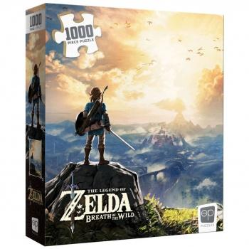 The Legend of Zelda Jigsaw Puzzle - Breath of the Wild (1000 pieces)
