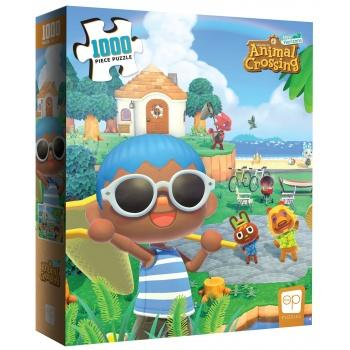 Animal Crossing New Horizons Jigsaw Puzzle - Summer Fun (1000 pieces)