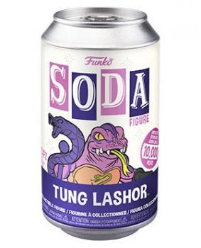 Masters of the Universe Vinyl Soda Figure - Tung Lashor