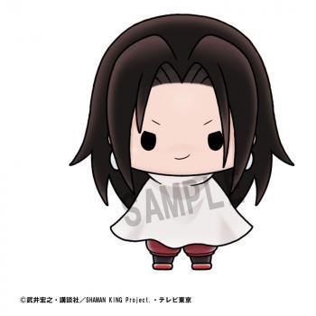 Shaman King Chokorin Mascot Series - Trading Figure 6-Pack