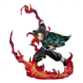 Demon Slayer: KnY FiguartsZERO PVC Figure - Tanjiro Kamado (Total Concentration Breathing)