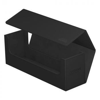 Ultimate Guard Arkhive 400+ XenoSkin Monocolor Black