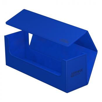 Ultimate Guard Arkhive 400+ XenoSkin Monocolor Blue