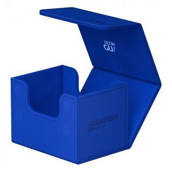Ultimate Guard Sidewinder 100+ XenoSkin Monocolor Blue