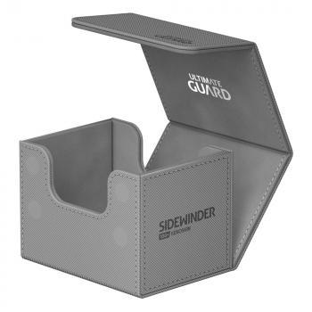 Ultimate Guard Sidewinder 100+ XenoSkin Monocolor Grey