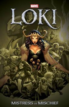 Loki Mistress Mischief TP (Trade Paperback)