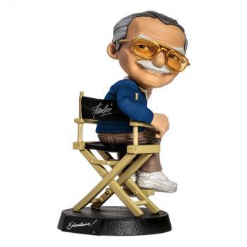 Stan Lee Mini Co. PVC Figure - Blue Shirt Version