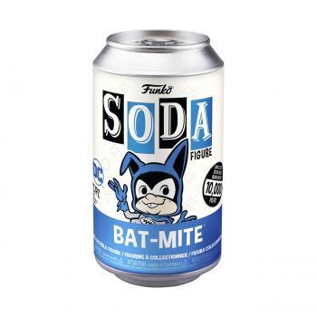 Bat Batman Vinyl Soda Figure - Mite