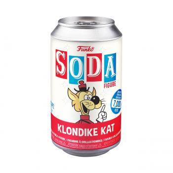 Klondike Kat Vinyl Soda Figure