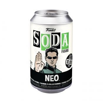 The Matrix Vinyl Soda Figure - Neo