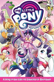 My little Pony A Day in the life of Equestria Omnibus GN Manga