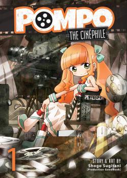 Pompo the cinephile vol 01 GN Manga