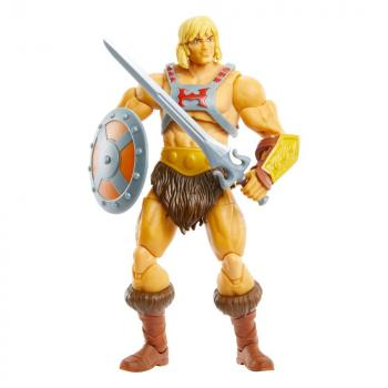 Masters of the Universe: Revelation Masterverse Action Figure 2021 - He-Man