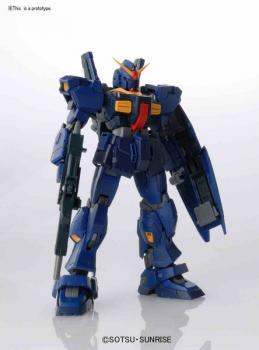 Mobile Suit Gundam Plastic Model Kit - RG 1/144 RX-178 MK II Titans