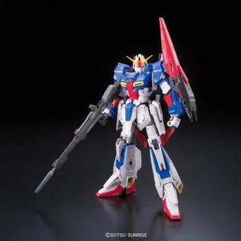 Mobile Suit Gundam Plastic Model Kit - RG 1/144 Zeta