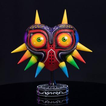 The Legend of Zelda PVC Statue Majora's Mask Collectors Edition