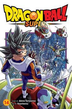 Dragon Ball Super vol 14 GN Manga