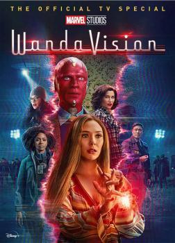 Marvel WandaVision Special SC