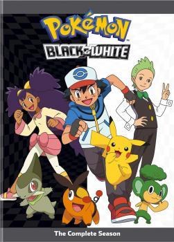 Pokemon Black and White DVD