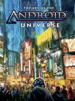 Art Of Android Universe HC (Hardcover)