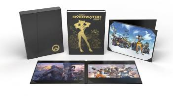 Art Of Overwatch HC Limited Edition Vol 02 (Hardcover)