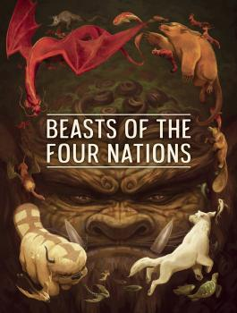 Beasts Of 4 Nations Creatures From Avatar HC (Hardcover)