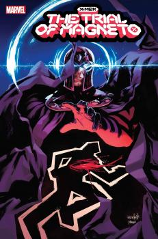 X-Men Trial Magneto #1 Poster