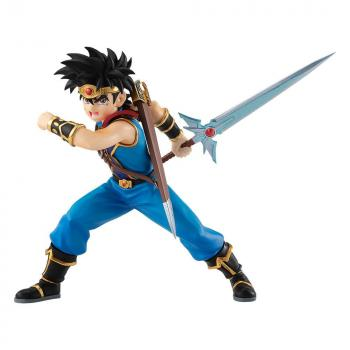 Dragon Quest The Adventure of Dai Pop Up Parade PVC Figure - Dai