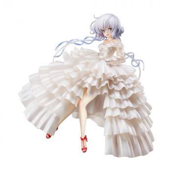 Zombie Land Saga Revenge PVC Figure - Junko Konno Wedding Dress 1/7