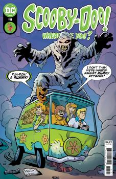SCOOBY-DOO WHERE ARE YOU #111