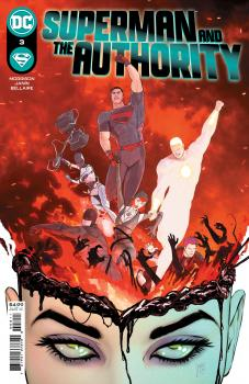 SUPERMAN AND THE AUTHORITY #3 (OF 4) CVR A MIKEL JANIN