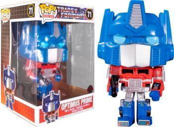 Transformers Jumbo Sized Pop Vinyl Figure - Optimus Prime (Special Edition)